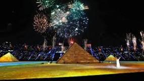افتتاح مبهر لكأس الأمم الإفريقية المقامة في مصر