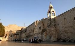 """اكتشاف """"جرن المعمودية"""" خلال أعمال ترميم كنيسة المهد"""