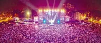 بدء فعاليات أضخم مهرجان موسيقي عربياً وأفريقياً
