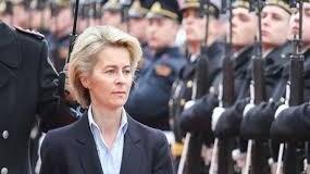 تعيين وزيرة الدفاع الألمانية رئيسةً للمفوضية الأوروبية