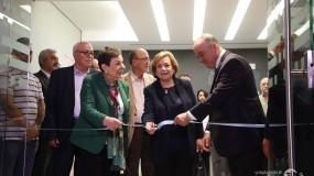 """افتتاح معرض """"حارسة نارنا الدائمة"""" في متحف ياسر عرفات"""