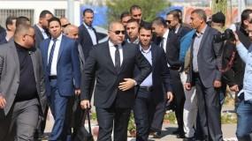 وصول الوفد الأمني المصري إلى قطاع غزة لبحث ملف التهدئة
