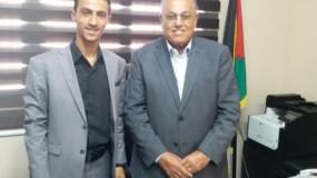"""أبو زهري يطلع على سير عمل """"اللجنة الوطنية"""" بالمحافظات الجنوبية"""