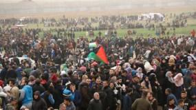 """شهيدان وإصابات برصاص جيش الاحتلال في جمعة """"حماية الجبهة الداخلية"""""""