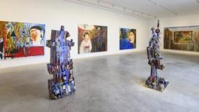 الشارقة للفنون تستضيف المعرض الفردي للفنان البريطاني أندروستال