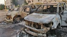 أغنية في حفل زفاف في لبنان توقع 3 قتلى وعدداً من الجرحى