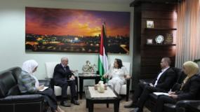وزيرة الصحة: مشروع المستشفى الميداني بغزة يرتدي ثوب الإنسانية ويخفي جانباً خطيراً