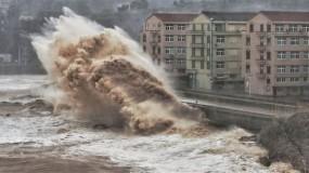 الصين: 18 قتيلاً و14 مفقوداً في إعصار ليكيما