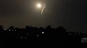 طائرات الاحتلال تستهدف مواقع لحماس في قطاع غزة