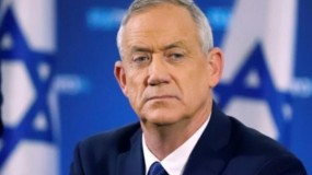 """خلال لقاء مع ملادينوف..غانتس: إسرائيل مستعدة لتسوية مع """"حماس"""" بشروط!"""