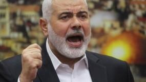 هنية: مخططات تقسيم الأقصى المبارك لن تنجح ولو على رقابنا