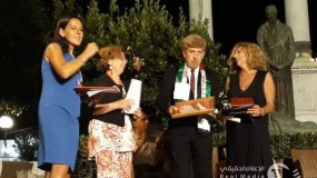 الشاعر الفلسطيني (سليمان دغش) يفوز بجائزة بالمي العالمية للشعر في إيطاليا