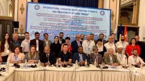 اوكرانيا : الانتهاء من عقد مؤتمر بعنوان تفاقم أوضاع اللاجئين والمهاجرين وعديمي الجنسية في العالم