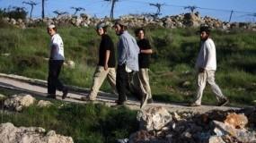 جيش الاحتلال يستولي على 100 دونم من أراضي المواطنين جنوب نابلس
