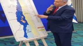 نتنياهو يبحث ضم غور الأردن إلى إسرائيل