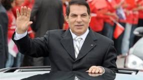 الرئيس التونسي الراحل بن علي يوارى الثرى في المدينة المنورة
