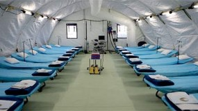 """حماس ترفض تشغيل المستشفى الميداني الأمريكي بسبب تقديمه خدمات """"اعتيادية وغير كافية"""""""