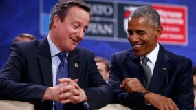 كاميرون: أوباما الرئيس الأمريكي الأكثر دعمًا للفلسطينيين في التاريخ