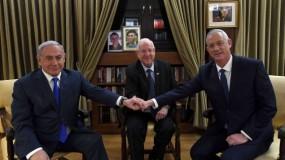 رئيس دولة الاحتلال يتوجه لتكليف نتنياهو بتشكيل الحكومة