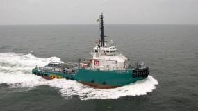 اختفاء سفينة على متنها أوكرانيون في الأطلسي