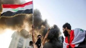 الأناضول: ضحايا التظاهرات في العراق تجاوز 100 قتيل و2000 جريح