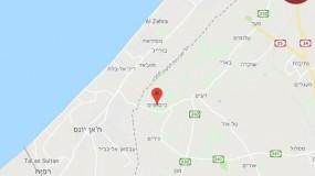 إعلام الاحتلال: إطلاق صاروخ من قطاع غزة والقبة الحديدية تتصدى له