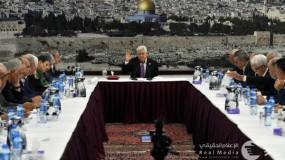 القيادة الفلسطينية تعلن رفضها للاعلان الأميركي الاسرائيلي الاماراتي وتدعو للقاء عربي