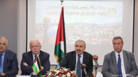 اشتية: المعاناة التي تعيشها غزة غير مسبوقة وتسهيل حياة أبناء شعبنا على رأس أولوياتنا