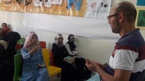 جمعية بسمة للثقافة والفنون تعرض فيلم عن التراث والمطرزات الفلسطينية
