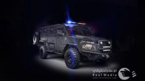 إنكاس تطلق سلسلة عربات مدرعة لفرق التدخل السريع