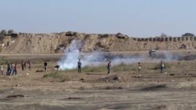 """إصابات برصاص جيش الاحتلال في جمعة """"الخليل عصية على التهويد""""! والاعلان قريباً عن برنامج 2020"""