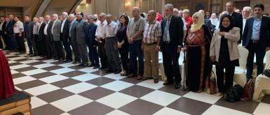 انتخاب أمانة عامة جديدة للاتحاد العام للكتاب والأدباء الفلسطينيين