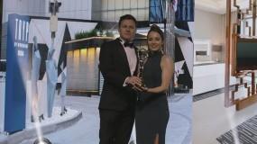 تريب باي ويندام دبي وويندام دبي مارينا يحصدان المزيد من الجوائز المرموقة