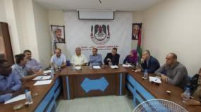نقابة الصحفيين تجتمع بالأطر الصحفية والمؤسسات الحقوقية لمناقشة قرار حجب المواقع وإغلاق المؤسّسات الإعلاميّة