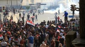 العراق: 24 قتيلاً و1779 مصاباً جراء احتجاجات الجمعة