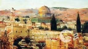 في القدس ثورة