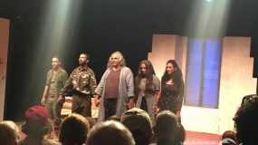 استمرارفعاليات مهرجان فلسطين للمسرح