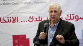 لجنة الانتخابات تصل غزة للاستماع لموقف الفصائل