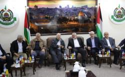 اشتية: حماس وافقت على عقد الانتخابات ضمن نقاط رسالة الرئيس عباس