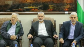 هنية: الرئيس وافق على إجراء الانتخابات التشريعية والرئاسية والدول العربية استعدت للرقابة عليها