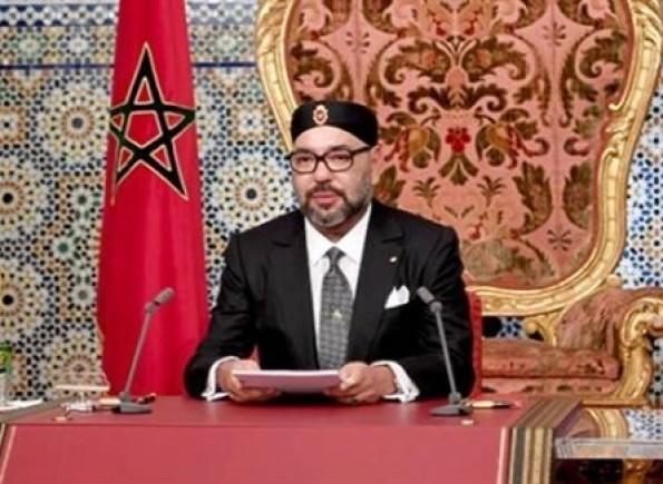 العاهل المغربي: القضية الفلسطينية أهم مصدر لقوتنا واتحادنا