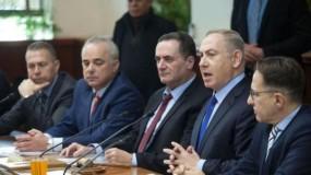نتنياهو: من الممكن القيام بعمل عسكري واسع بغزة حتى قبل انتخابات (كنيست)