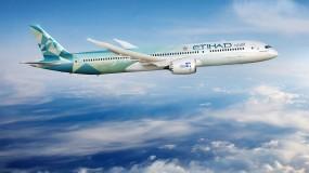 """""""الاتحاد غرينلاينر"""" شراكة بين الاتحاد للطيران وبوينغ لحماية البيئة والحد من الانبعاثات"""