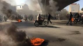 "ايران تقول انها احبطت ""حربا عالمية"" ضدها"