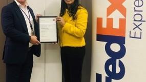 جمعية المحاسبين القانونيين المعتمدين البريطانية (ACCA) تمنح شركة فيديكس إكسبريس (FedEx Express) لقب جهة عمل معتمدة لالتزامها المستمر بتطوير المواهب المالية