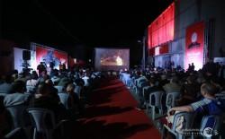 """مهرجان """"السجادة الحمراء"""" لأفلام حقوق الانسان يفتتح دورته الخامسة انا إنسان"""