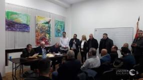 الجالية الفلسطينية في صربيا تعقد مؤتمرها الثاني وتنتخب هيئتها الإدارية الجديدة