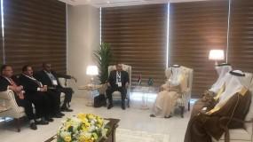 ابو الرب يلتقي نائب وزير الحج والعمرة ويبحث معه ترتيبات موسم الحج القادم