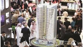 دبي تنظم معرض العقارات الدولي بمشاركة كوكبة من المستثمرين العقاريين الدوليين