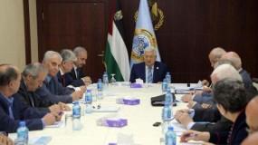 اللجنة التنفيذية تؤكد تأييدها لمخرجات اجتماع الأمناء.. إصرار الإمارات على التطبيع تنكرٌ فاضح لشعبنا